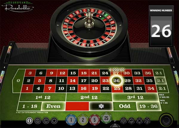 الكازينو العربي - Betfinal Roulette