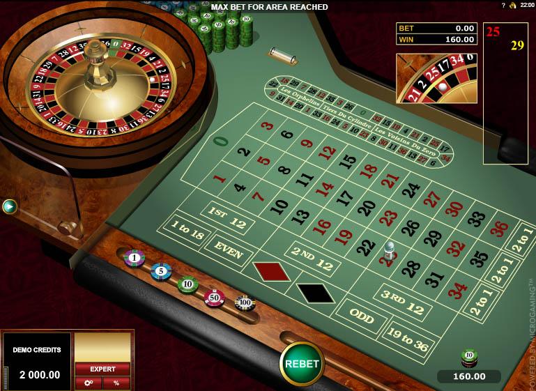 Casino Cruise روليت