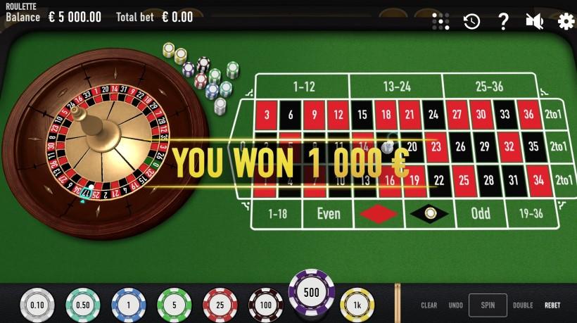 الكازينو العربي - Casino-X - روليت
